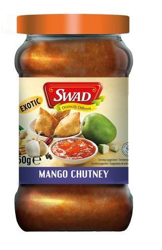 Exotic mango chutney - Swad - 350g