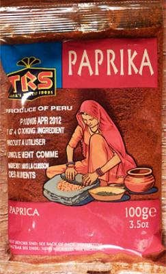 ( Epicerie indienne )
