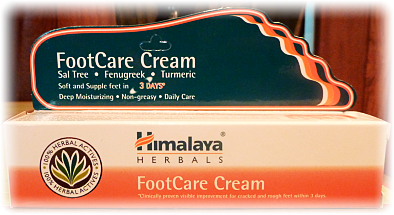 Foot Care Cream - tube de 20 g