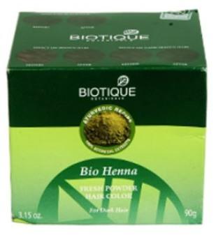 bio henna for dark hair