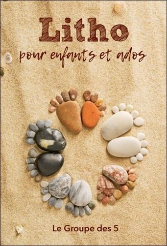 LITHO POUR ENFANTS ET ADOS [Le Groupe des 5/Paume de Saint-Germain]