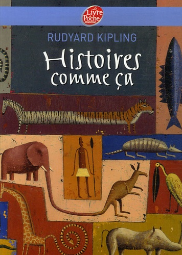 HISTOIRES COMME CA [Kipling/LDP]