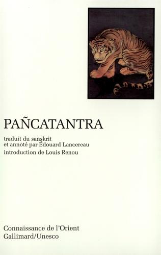 PANCATANTRA [E. Lancereau/Gallimard/CO2]