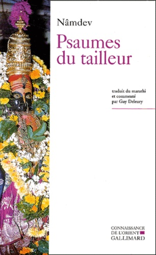 PSAUMES DU TAILLEUR [Namdev/Gallimard/CO]