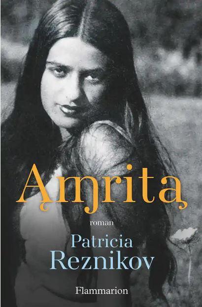 AMRITA [Patricia Reznikov/Flammarion]