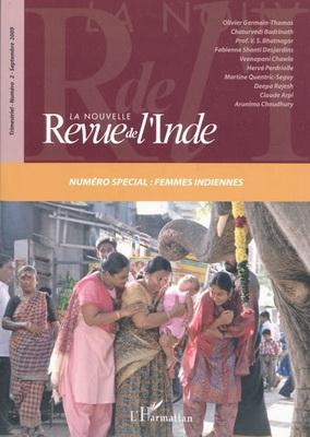NOUVELLE REVUE DE L'INDE n°2 - Femmes indiennes