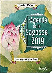 AGENDA 2019 DE LA SAGESSE [Davina Delor/Dangles]