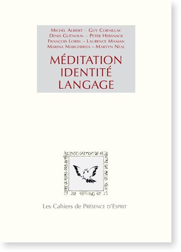 MEDITATION IDENTITE LANGAGE [Collectif/CPE-16]