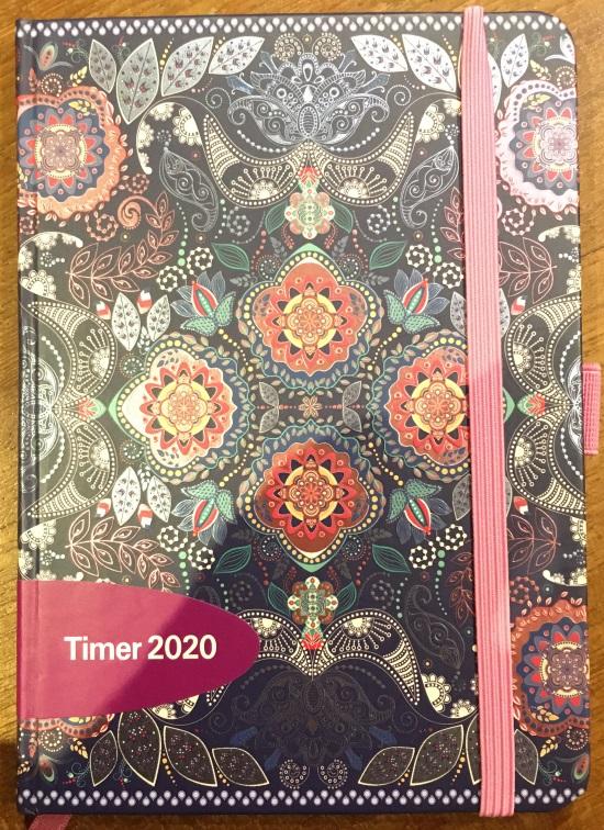 Agenda 2020 - Blue India [12x17/K270920/VDH]