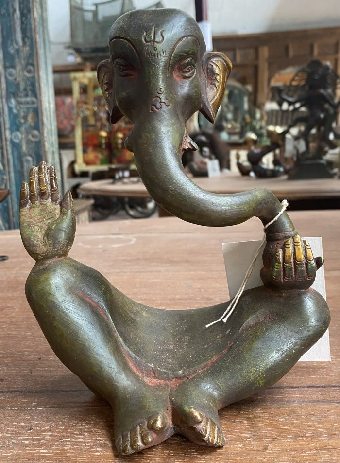 ( Statues indiennes )
