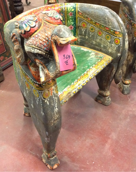 ( Mobiliers indiens )