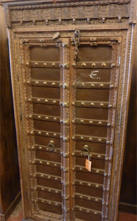 Armoire 2 portes anciennes H204xL93x P44